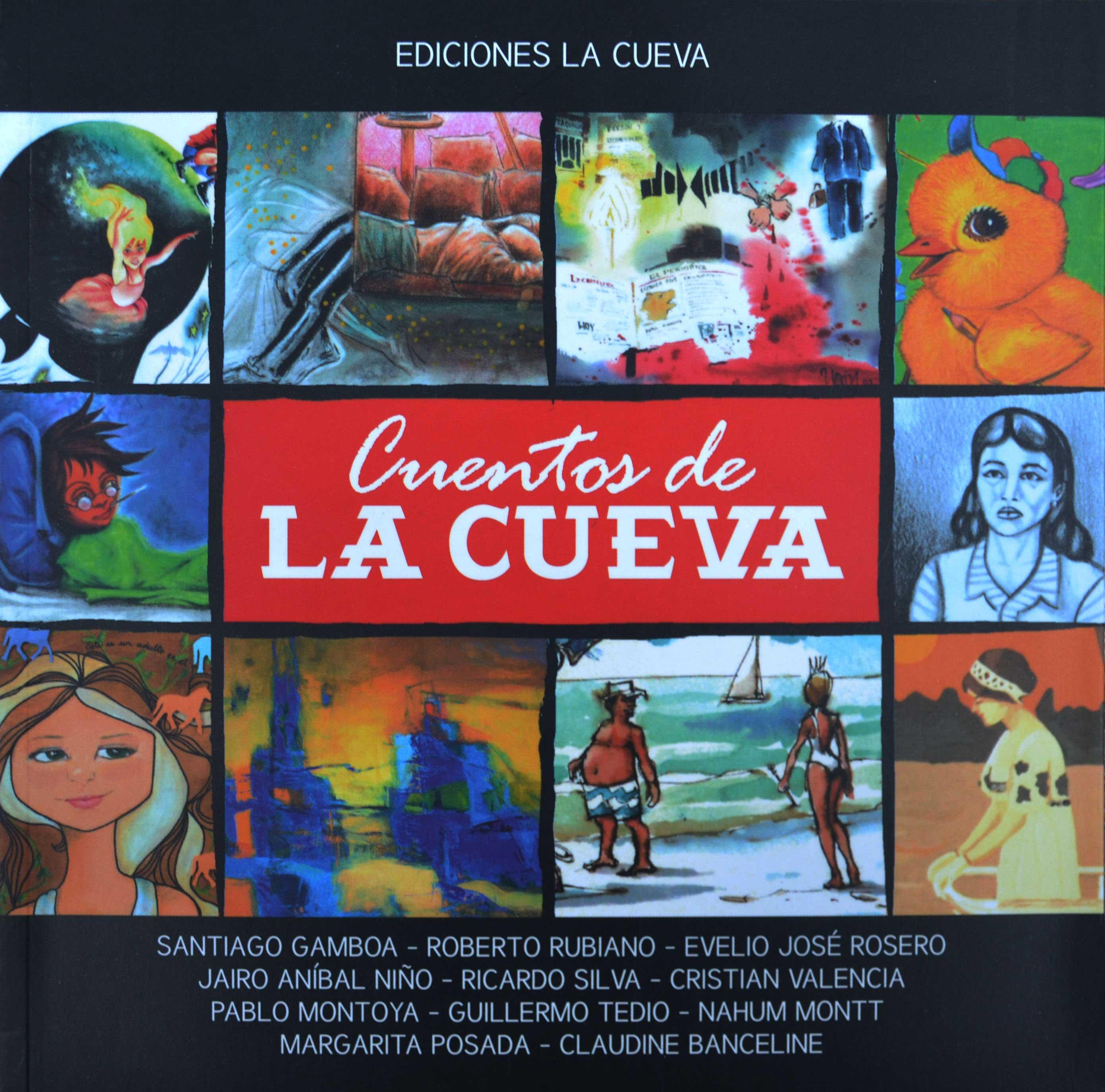 Cuentos de la Cueva por Colombia