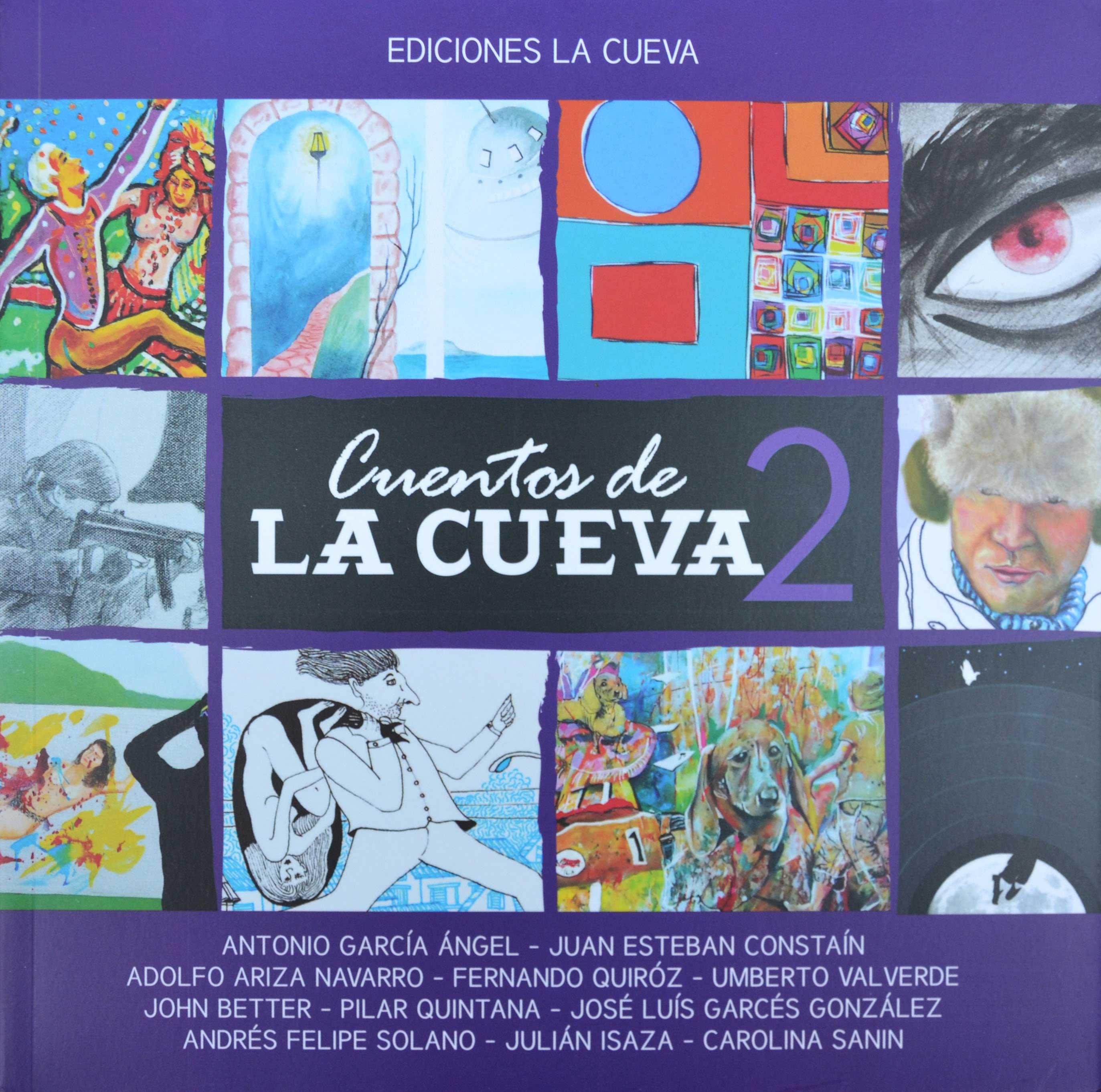 Cuentos de La Cueva por Colombia 2